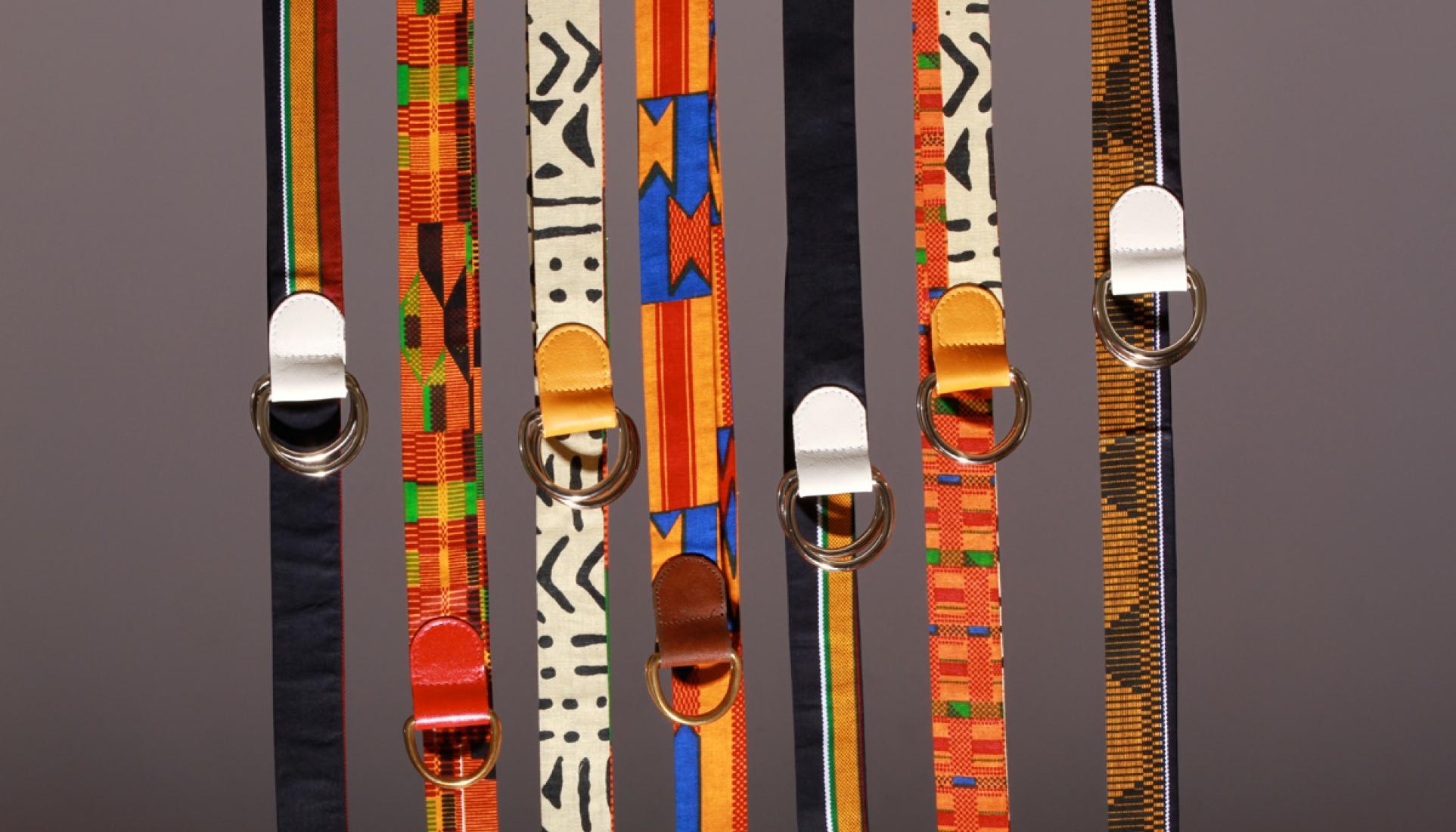 54 Kingdoms Bonoman Belts Lifestyle Hanging